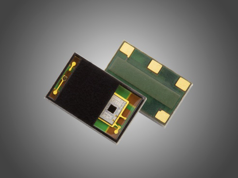 New Japan Radio's latest reflective photoelectric sensor NJL5830R for non-contact sensor buttons has begun to release samples